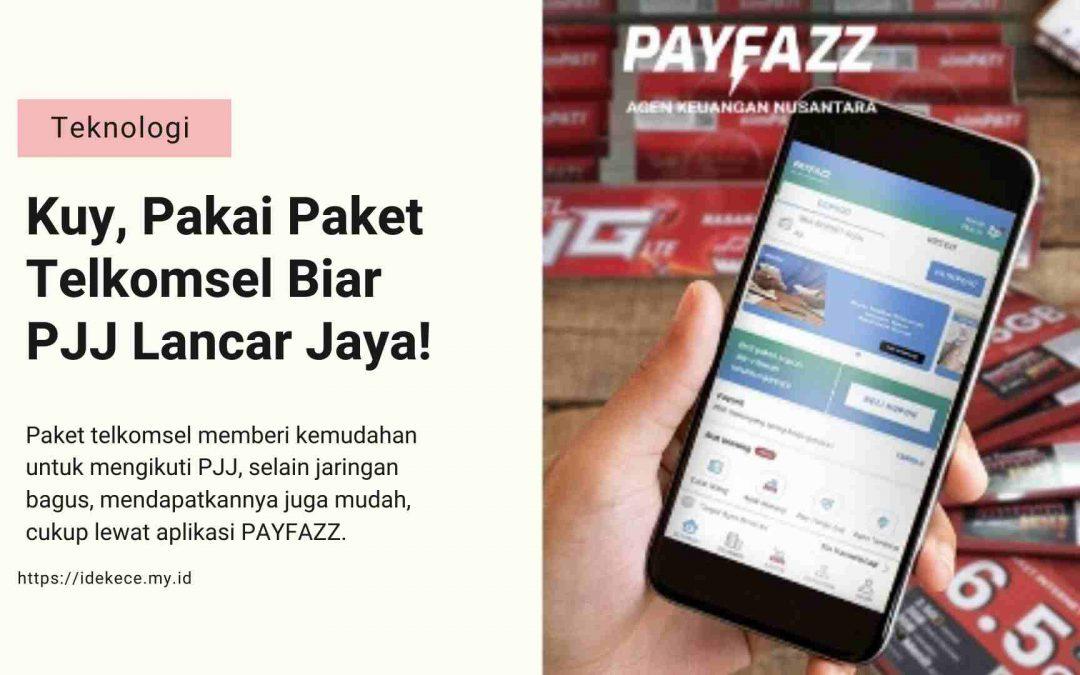 Kuy, Pakai Paket Telkomsel Biar PJJ Lancar Jaya!