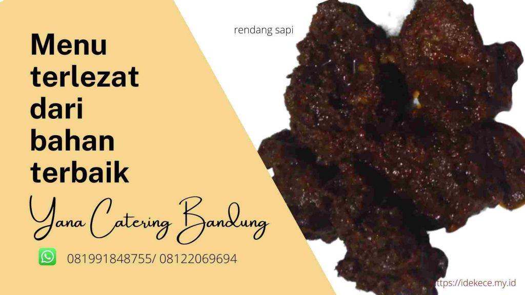 Catering Harian Margahayu Bandung Terbaik