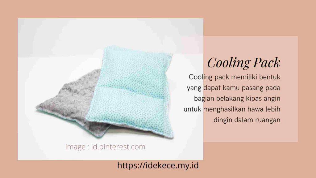 jenis pendingin ruangan cooling pack