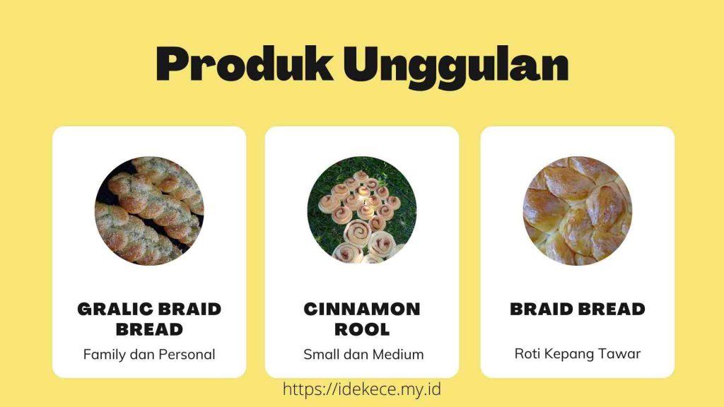 Usaha laris di Bandung, produk unggulan Kanis Bakery