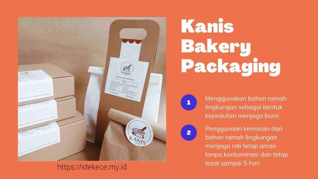 usaha laris di Bandung Kanis Bakery