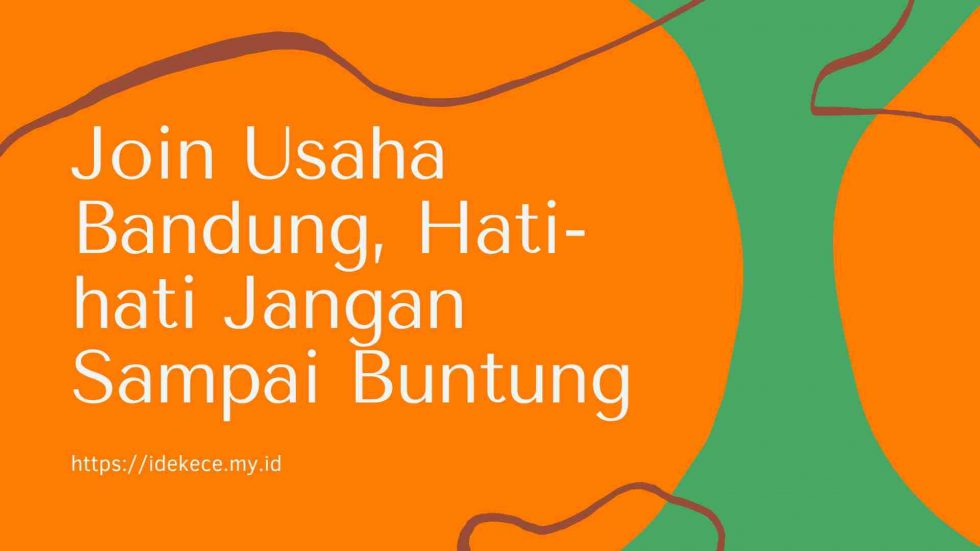 join usaha Bandung